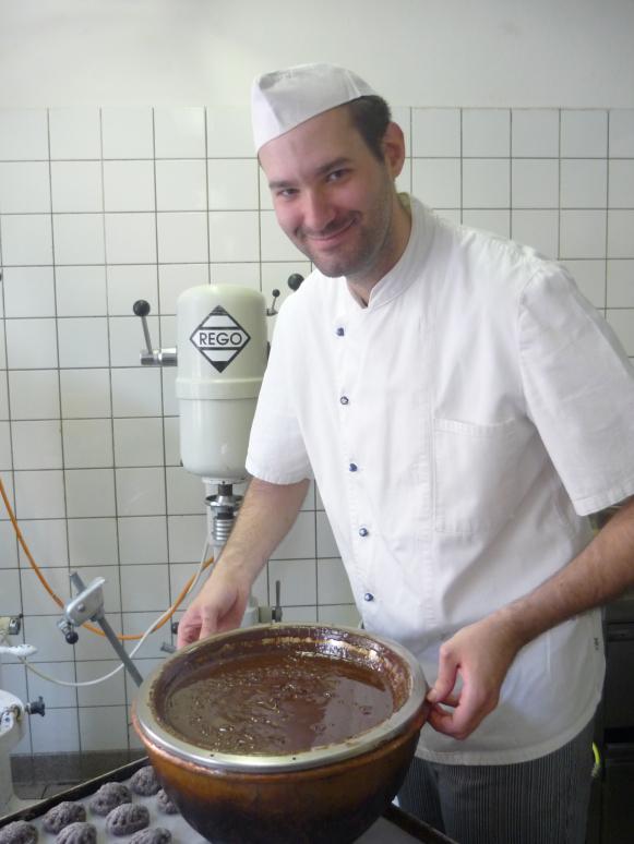 Nur bei uns: Echte Schokoladenbärentatzen 250g